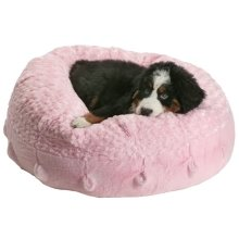 Coco Puff Bed Pink